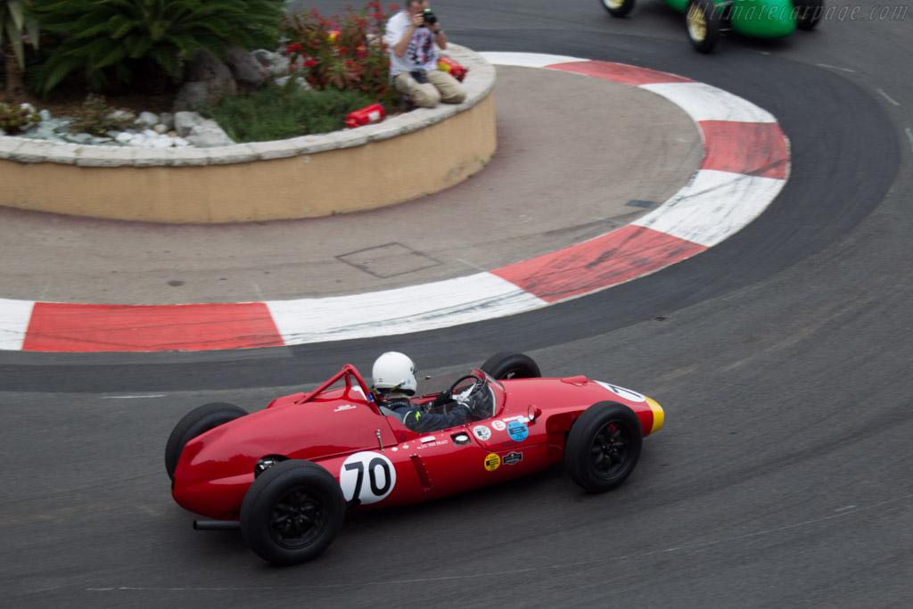 Cooper T51 Climax - Chassis: F2-20-59 - Driver: Jean-Georges van Praet  - 2014 Monaco Historic Grand Prix