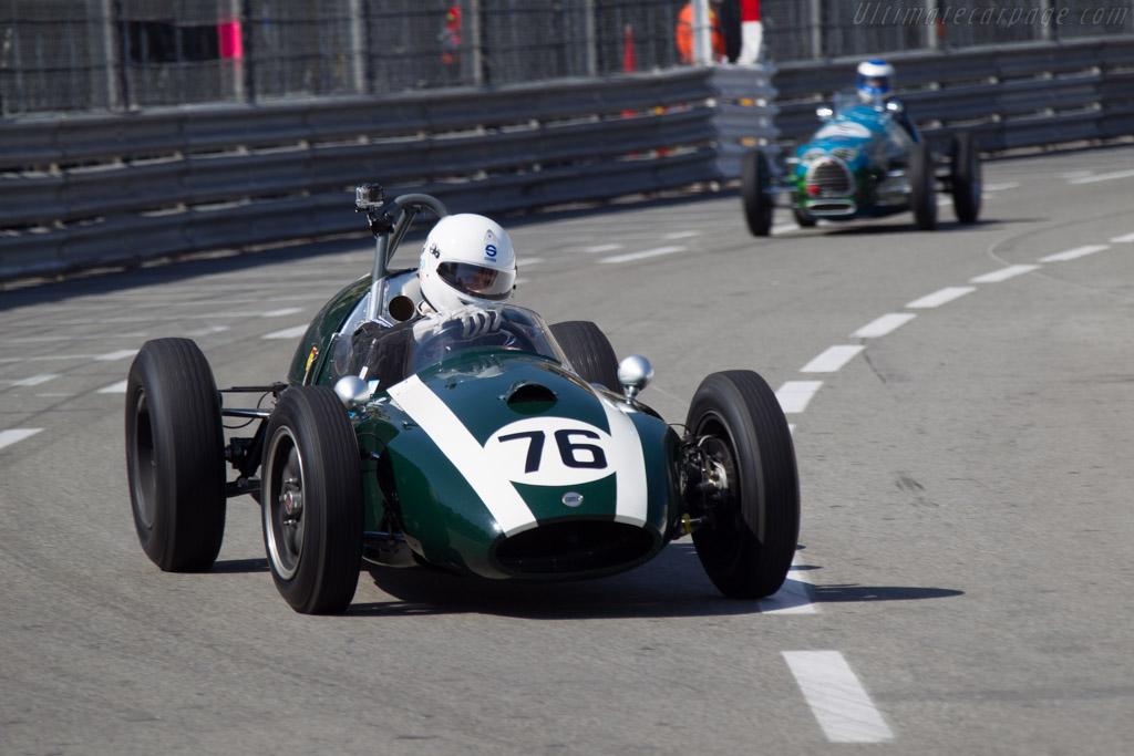 Cooper T51 Climax - Chassis: F2-27-59 - Driver: Manuel Elicabe  - 2014 Monaco Historic Grand Prix