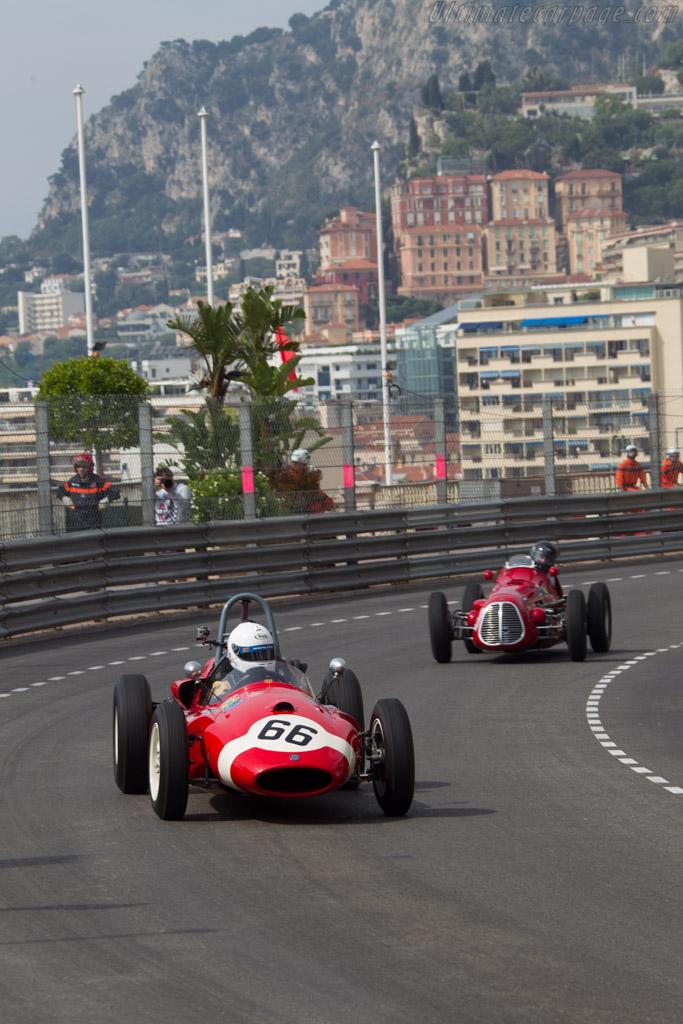 Cooper T51 Maserati - Chassis: F2-12-59 - Driver: William Nuthall  - 2014 Monaco Historic Grand Prix