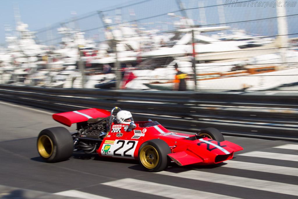 DeTomaso 308 Cosworth - Chassis: 505-381 - Driver: Steven Tillack  - 2014 Monaco Historic Grand Prix