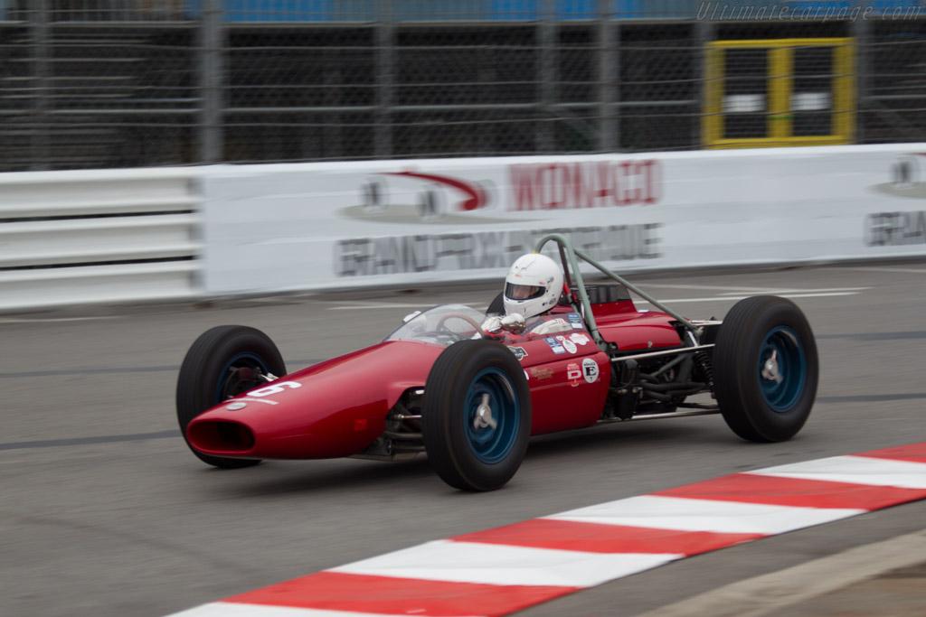Derrington Francis ATS - Chassis: 100-02 - Driver: Jason Wright  - 2014 Monaco Historic Grand Prix