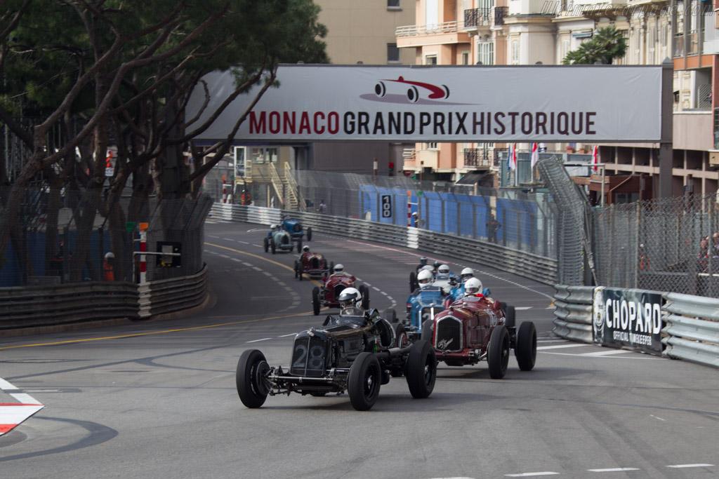 ERA R10B - Chassis: R10B - Driver: Paddins Dowling  - 2014 Monaco Historic Grand Prix