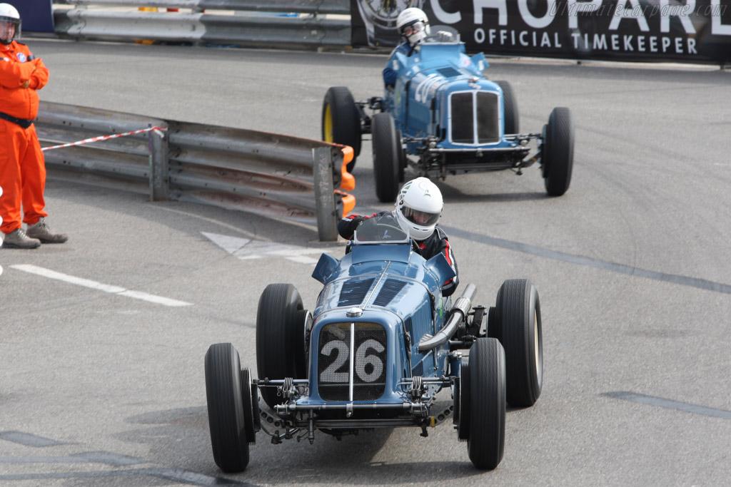 ERA R4A - Chassis: R4A - Driver: Nicholas Topliss  - 2014 Monaco Historic Grand Prix