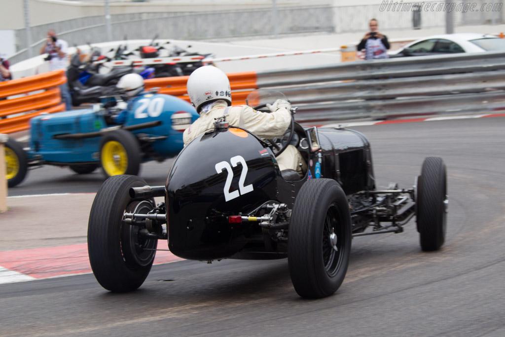 ERA R6B - Chassis: R6B - Driver: Michael Gans  - 2014 Monaco Historic Grand Prix