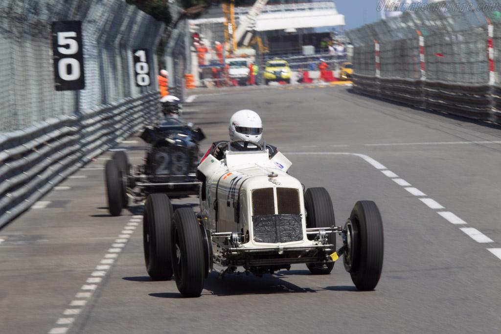 ERA R9B - Chassis: R9B - Driver: Rainer Ott  - 2014 Monaco Historic Grand Prix