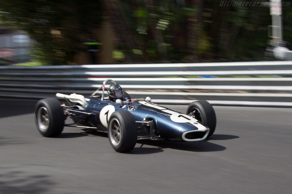 Eagle Mk1 Climax - Chassis: 101 - Driver: Richard Griot  - 2014 Monaco Historic Grand Prix