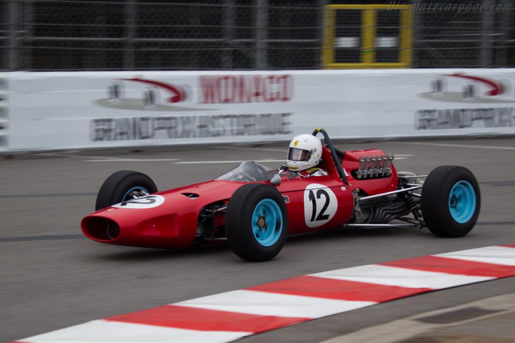 Ferrari 1512 F1 - Chassis: 0008 - Driver: Joe Colasacco  - 2014 Monaco Historic Grand Prix