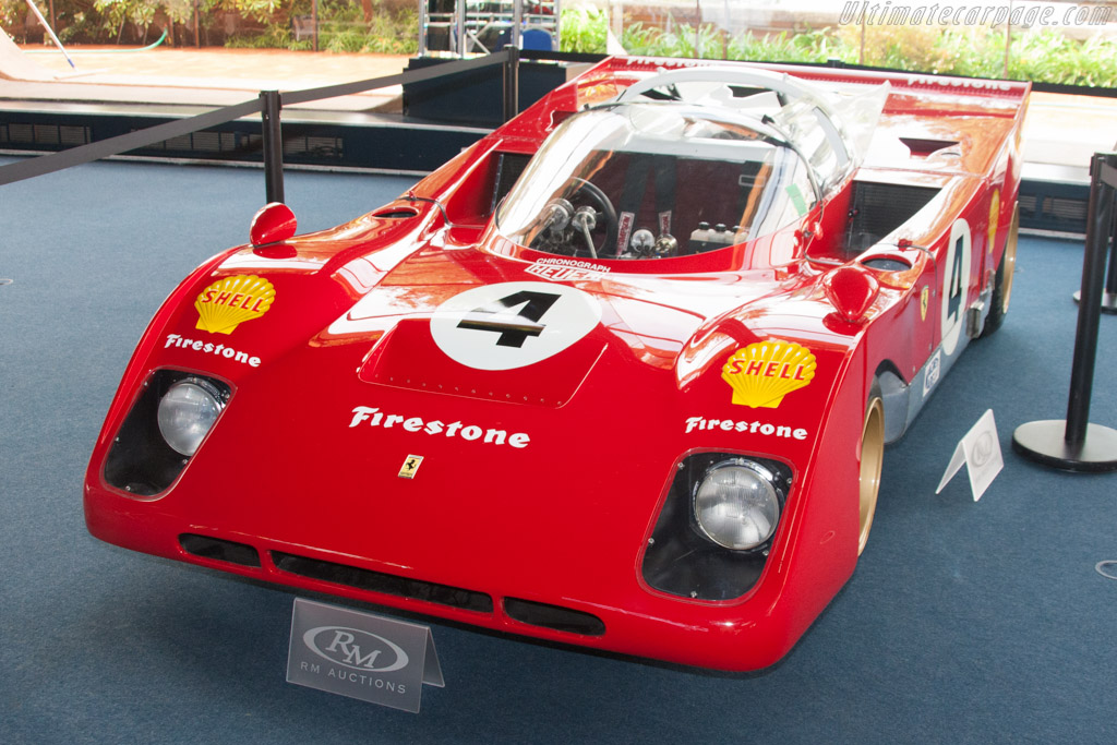 Ferrari 206 Dino S Spyder Speciale - Chassis: 028   - 2014 Monaco Historic Grand Prix