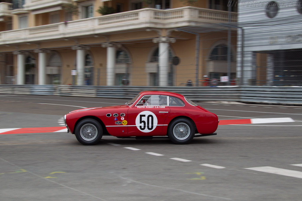 Ferrari 225S Vignale Berlinetta - Chassis: 0168ED - Driver: David Franklin  - 2014 Monaco Historic Grand Prix