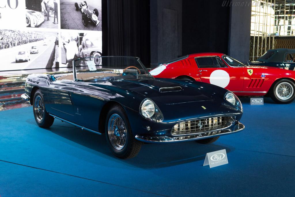Ferrari 250 GT Cabriolet - Chassis: 1181GT   - 2014 Monaco Historic Grand Prix