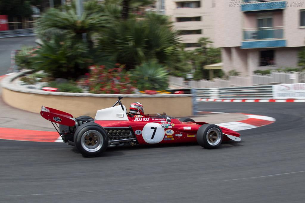 Ferrari 312 B2 - Chassis: 005 - Driver: John Goodman  - 2014 Monaco Historic Grand Prix