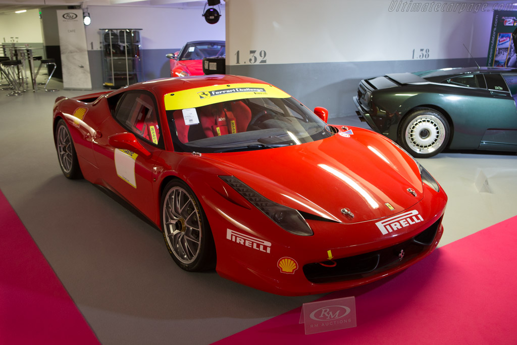 ferrari 458 challenge chassis 178992 2014 monaco. Black Bedroom Furniture Sets. Home Design Ideas