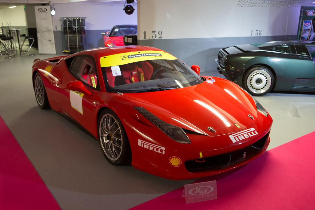 ferrari 458 challenge chassis 178992 2014 monaco historic grand prix. Black Bedroom Furniture Sets. Home Design Ideas