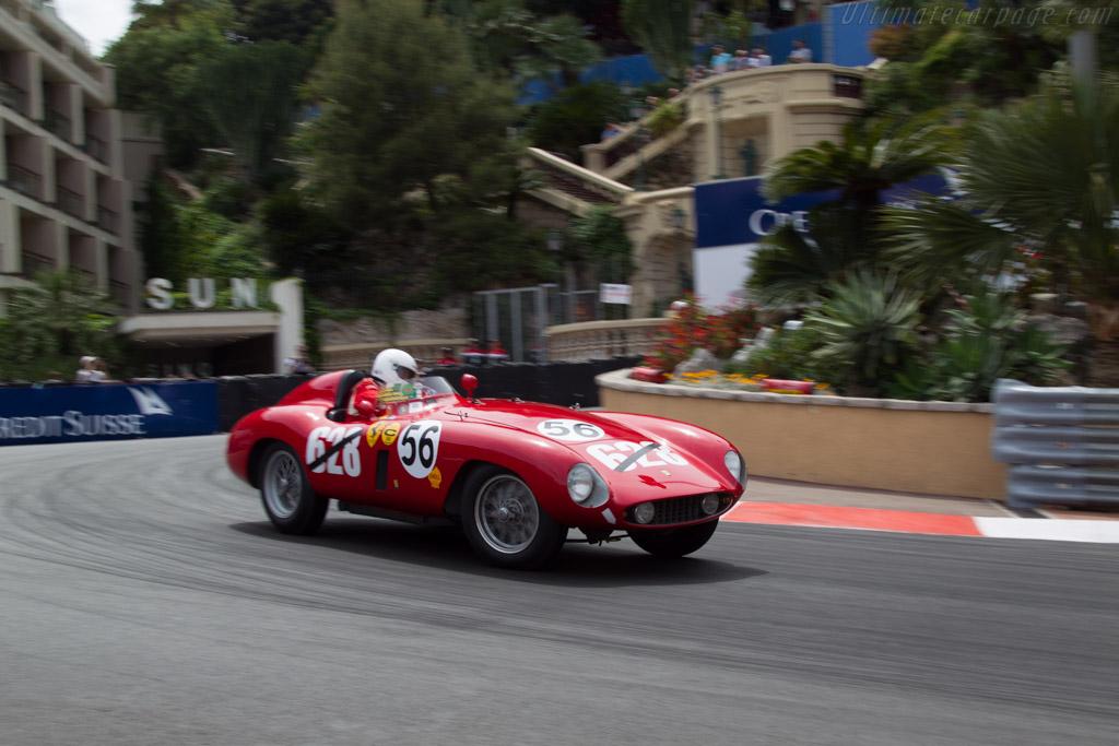 Ferrari 500 Mondial - Chassis: 0536MD - Driver: Michael Roder  - 2014 Monaco Historic Grand Prix