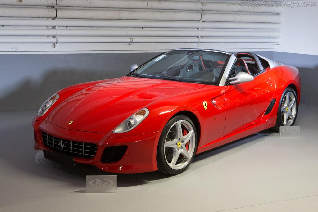 Ferrari 599 SA Aperta - Chassis: 186277   - 2014 Monaco Historic Grand Prix