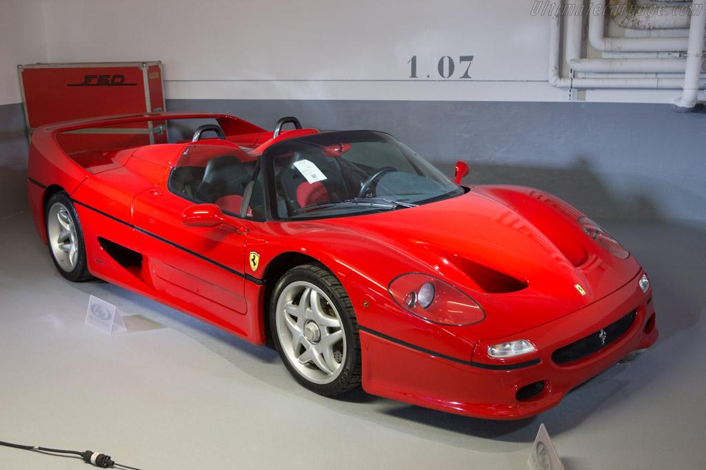 Ferrari F50 - Chassis: 106865   - 2014 Monaco Historic Grand Prix