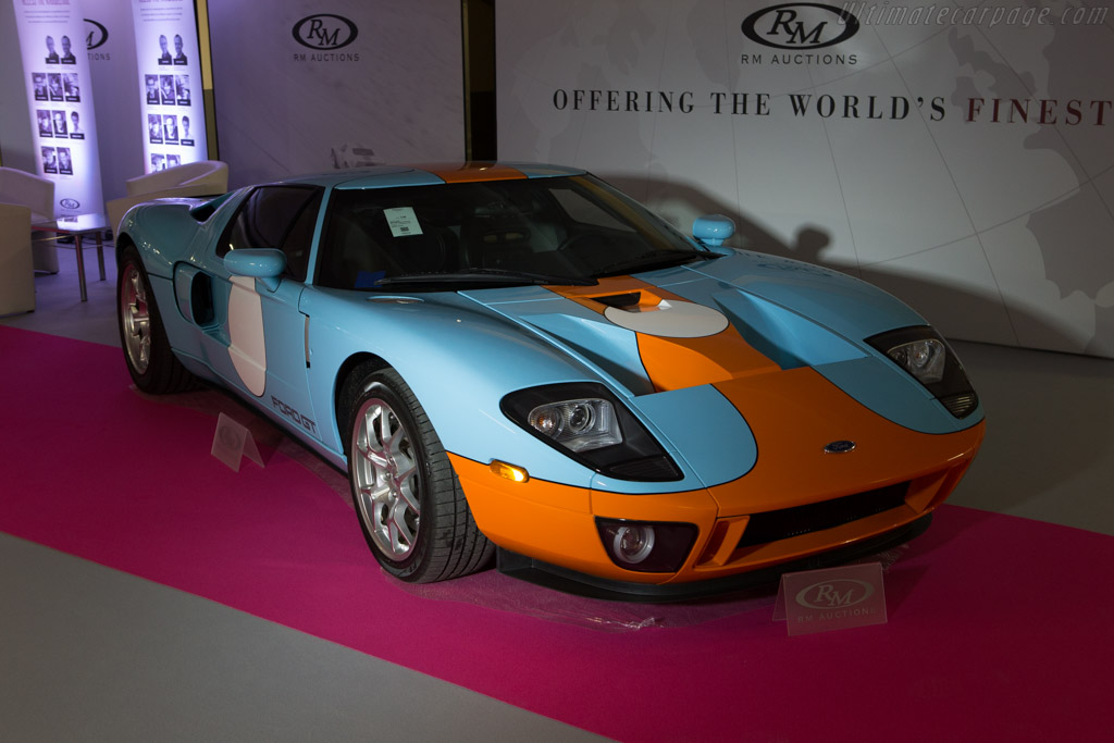 Ford GT - Chassis: 401066   - 2014 Monaco Historic Grand Prix