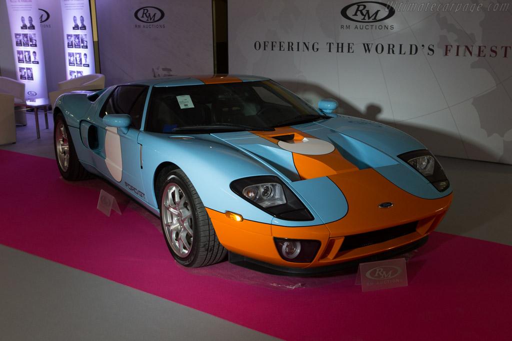 Ford GT - Chassis: 401066   - 2014 Monaco Historic Grand Prix