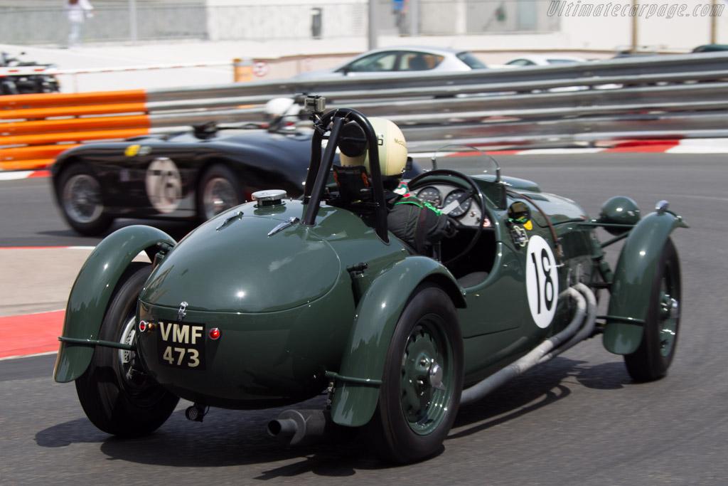 Frazer Nash Le Mans Replica - Chassis: 421/100/121 - Driver: Gordon McCulloch  - 2014 Monaco Historic Grand Prix