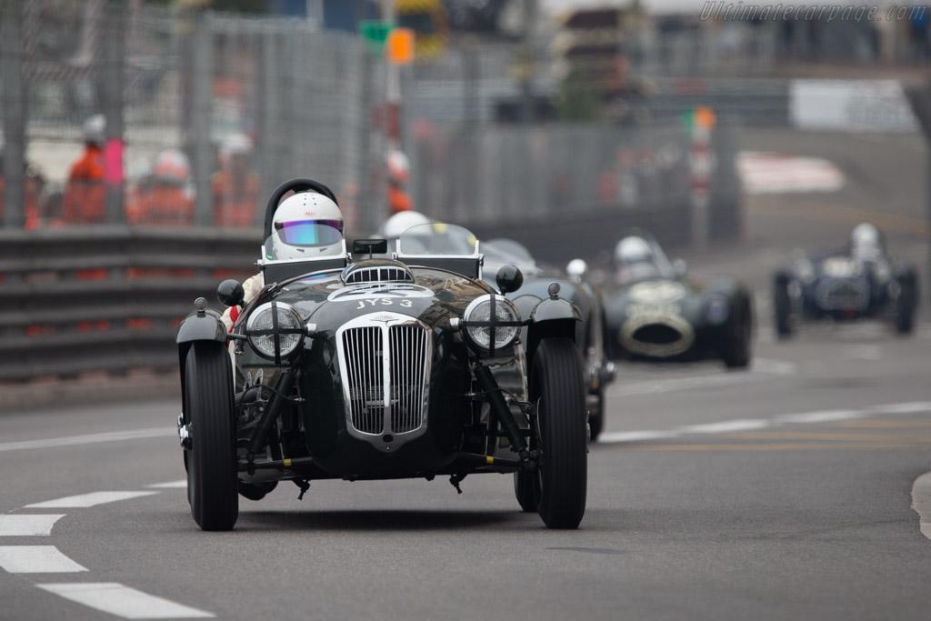 Frazer Nash Le Mans Replica - Chassis: 421/100/159 - Driver: Ian Dalglish  - 2014 Monaco Historic Grand Prix
