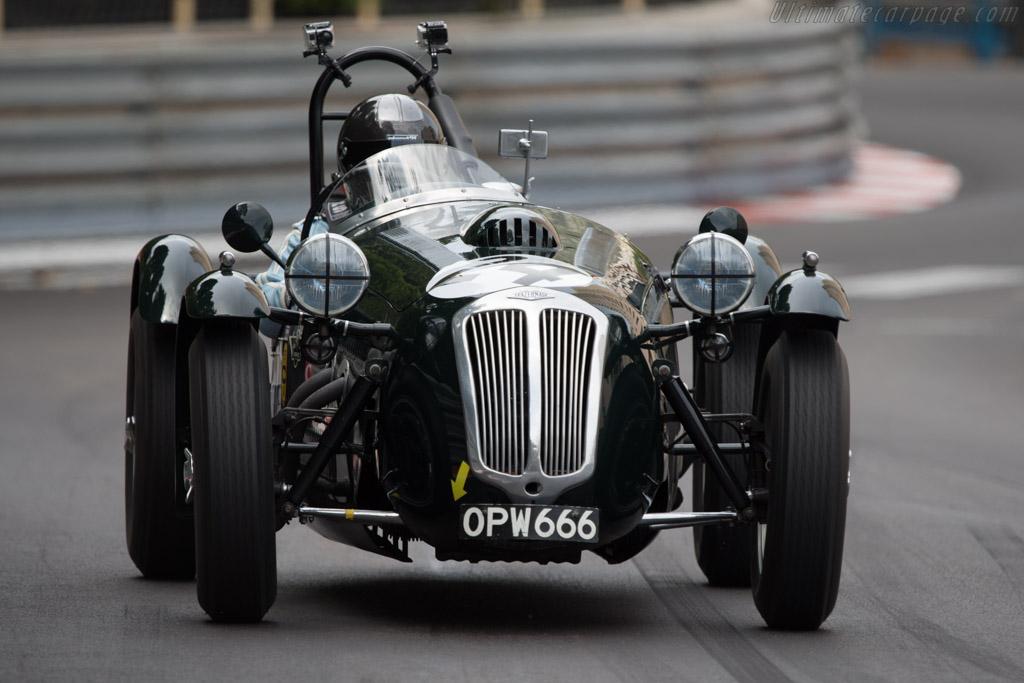Frazer Nash Le Mans Replica Mk2 - Chassis: 421/200/172 - Driver: John Breslow  - 2014 Monaco Historic Grand Prix