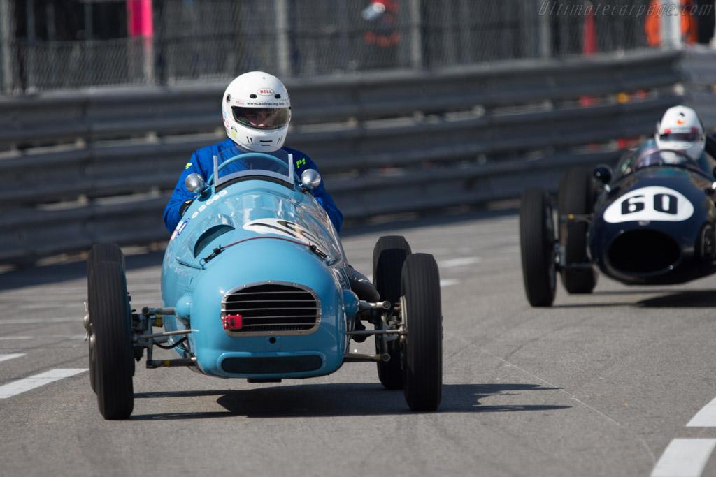 Gordini T11/15 - Chassis: 0001GC - Driver: Eric Leroy  - 2014 Monaco Historic Grand Prix