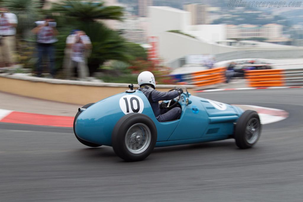 Gordini T16 - Chassis: 10 - Driver: Marc Valvekens  - 2014 Monaco Historic Grand Prix