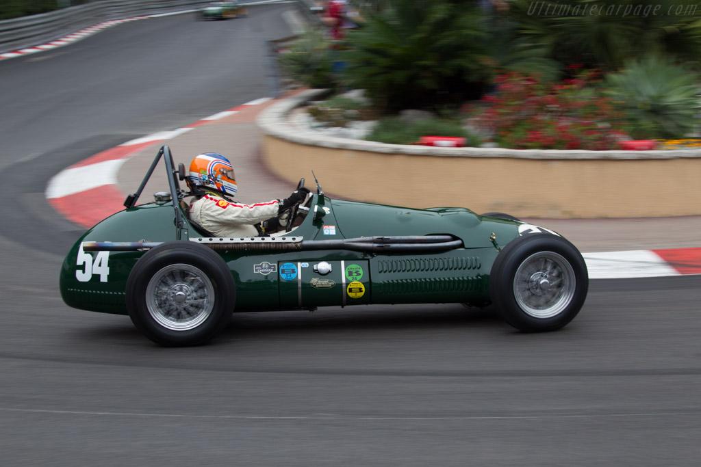 HWM Alta F2  - Driver: Adrien van der Kroft  - 2014 Monaco Historic Grand Prix