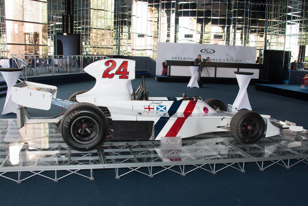 Hesketh 308 Cosworth - Chassis: 308/1   - 2014 Monaco Historic Grand Prix