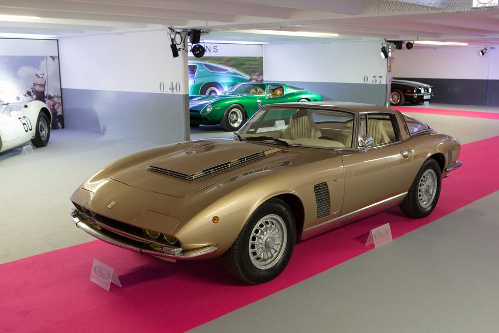 Iso Grifo Targa Conversion - Chassis: 230-381   - 2014 Monaco Historic Grand Prix