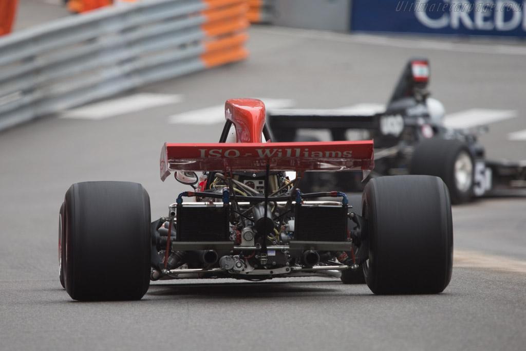 Iso-Marlboro FX3B Cosworth - Chassis: FX3/2 - Driver: Dany Rollinger  - 2014 Monaco Historic Grand Prix