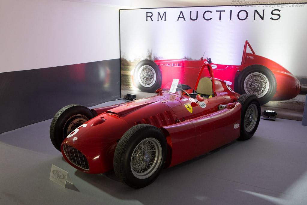 Lancia D50A - Chassis: 0007R   - 2014 Monaco Historic Grand Prix