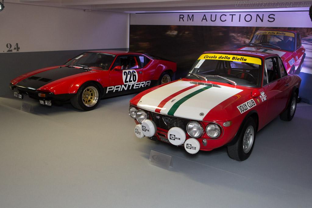 Lancia Fulvia HF - Chassis: 001290   - 2014 Monaco Historic Grand Prix