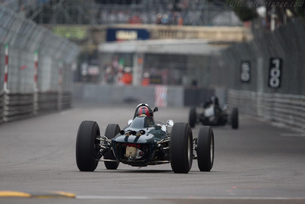 Lola Mk4 Climax - Chassis: BRGP44 - Driver: Jorge Ferioli  - 2014 Monaco Historic Grand Prix
