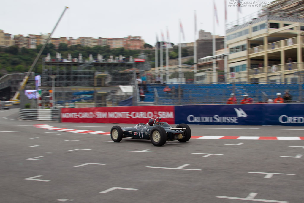 Lola Mk4 Climax - Chassis: BRGP42 - Driver: Jorge Ferioli  - 2014 Monaco Historic Grand Prix
