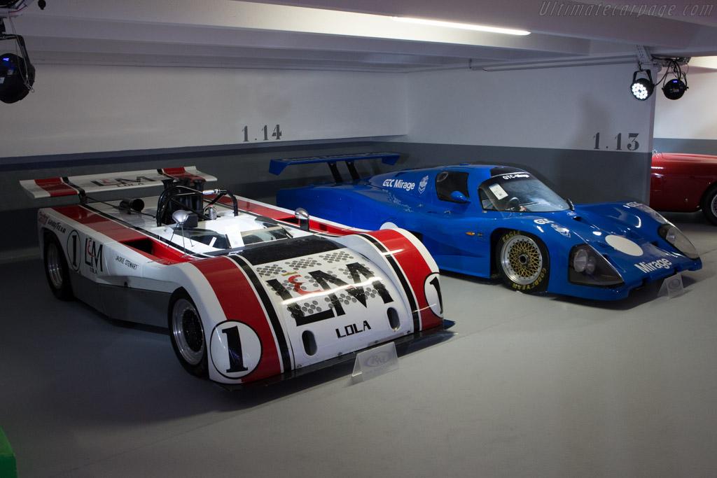 Lola T260 Chevrolet - Chassis: HU2   - 2014 Monaco Historic Grand Prix