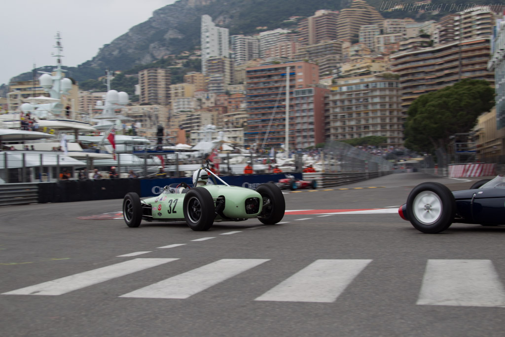 Lotus 18/21 Climax - Chassis: 916 - Driver: Guy Peeters  - 2014 Monaco Historic Grand Prix