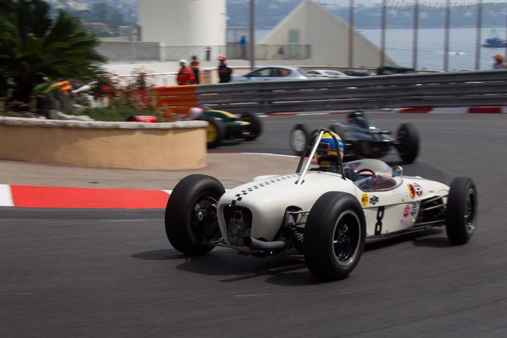 Lotus 18 Climax - Chassis: 914 - Driver: John Elliott  - 2014 Monaco Historic Grand Prix