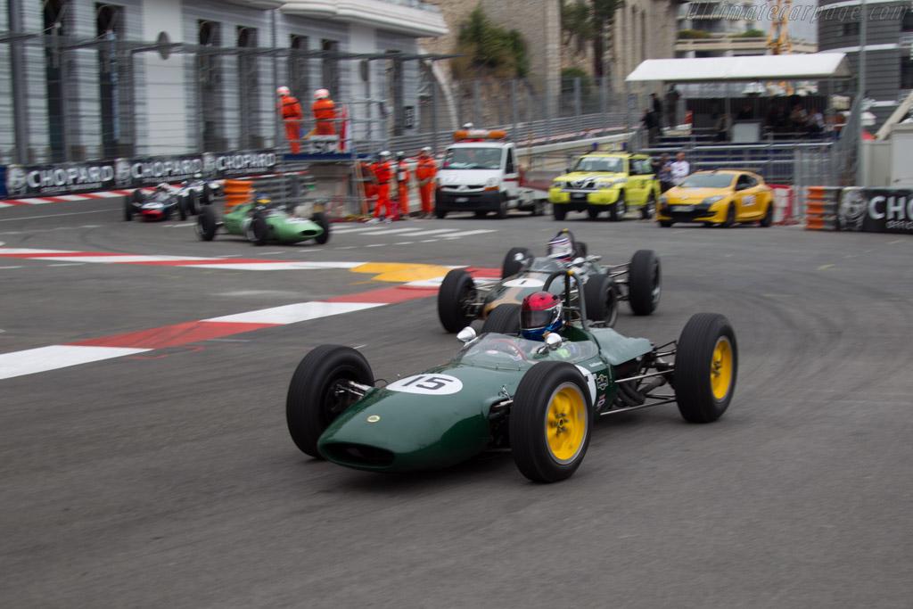 Lotus 24 BRM - Chassis: P2 - Driver: Paul Drayson  - 2014 Monaco Historic Grand Prix