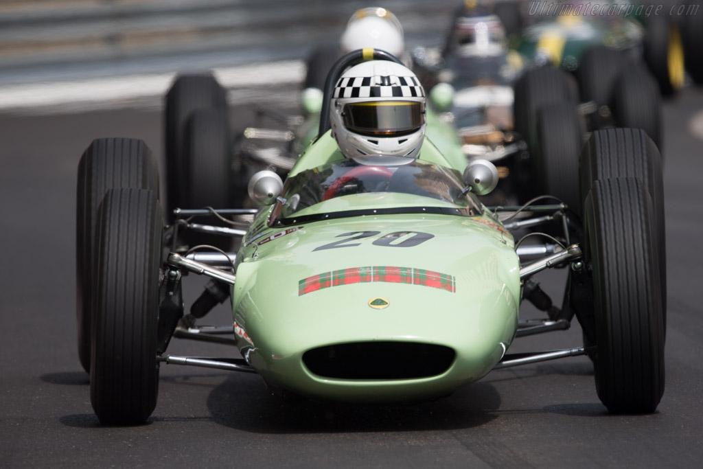 Lotus 24 Climax - Chassis: 942 - Driver: Michel Wanty  - 2014 Monaco Historic Grand Prix