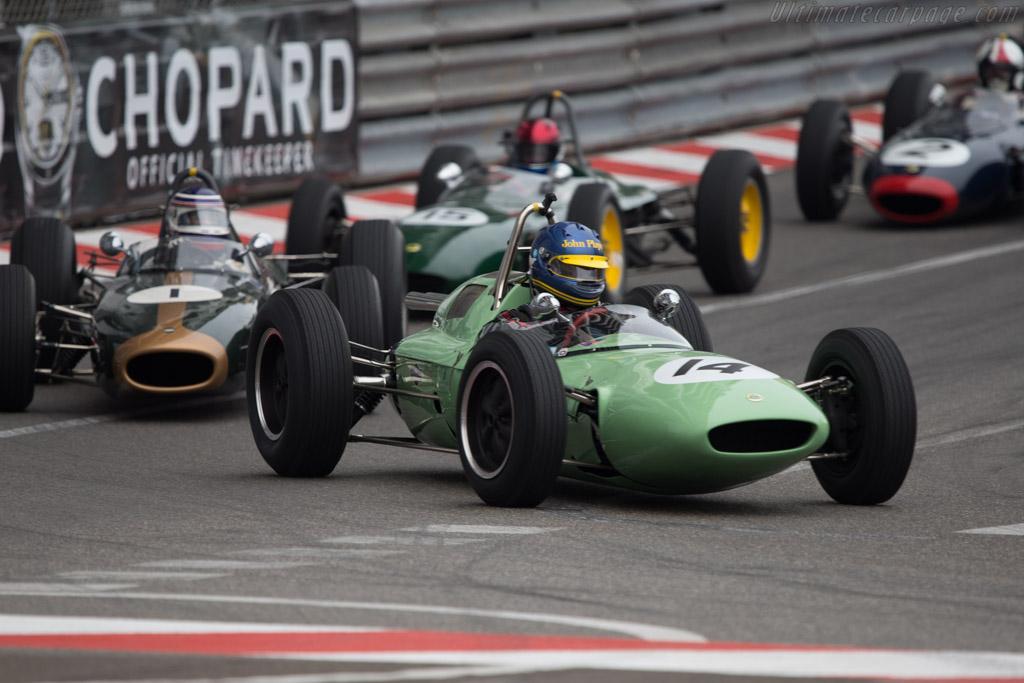 Lotus 24 Climax - Chassis: 944 - Driver: Andrew Beaumont  - 2014 Monaco Historic Grand Prix