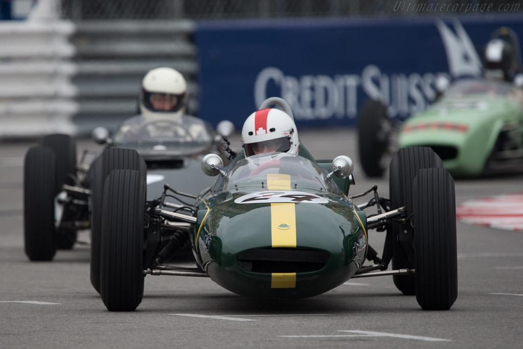 Lotus 24 Climax - Chassis: 950 - Driver: Peter Studer  - 2014 Monaco Historic Grand Prix