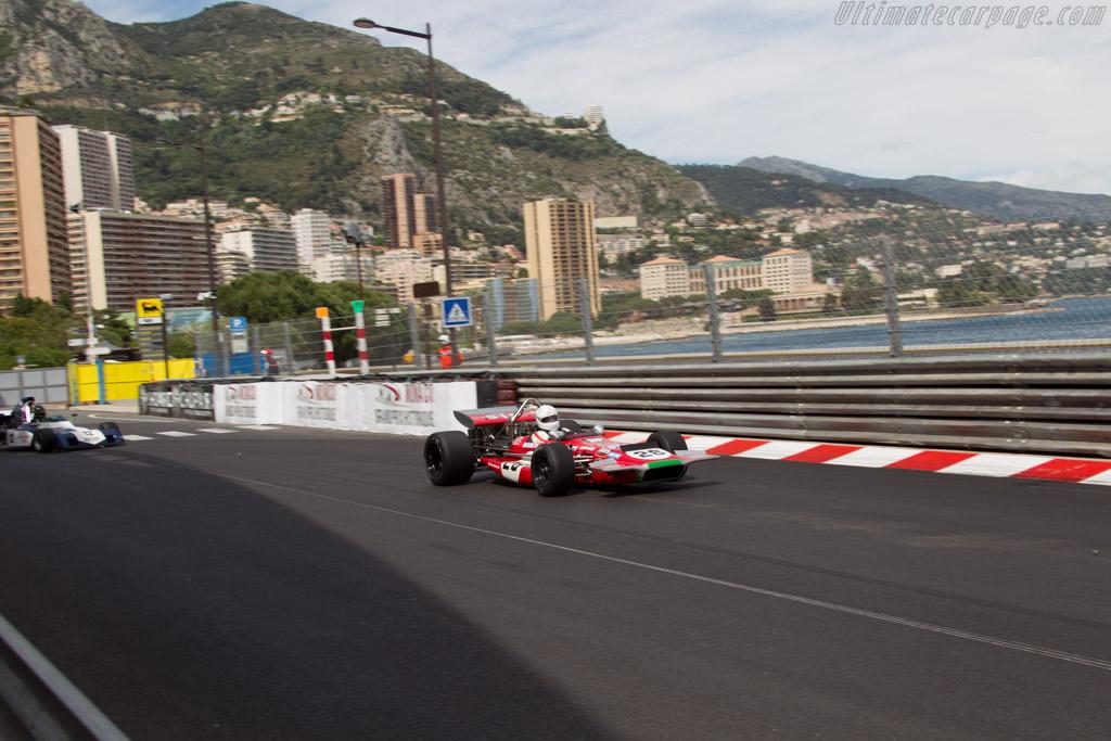 March 701 Cosworth - Chassis: 701/1 - Driver: Roger Wills  - 2014 Monaco Historic Grand Prix