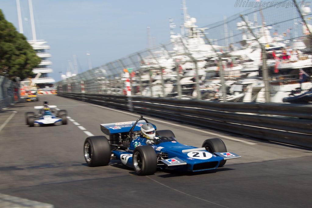March 701 Cosworth - Chassis: 701/2 - Driver: Andrew Smith  - 2014 Monaco Historic Grand Prix