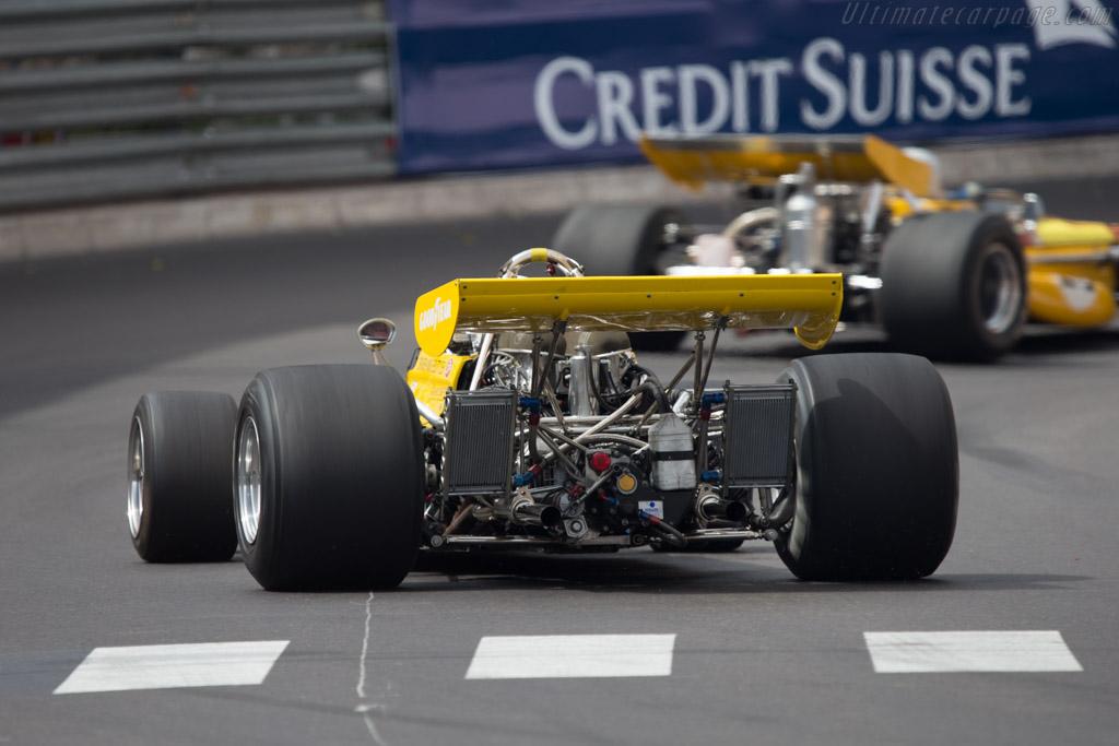 March 721G Cosworth - Chassis: 1 - Driver: Richard Smeeton  - 2014 Monaco Historic Grand Prix