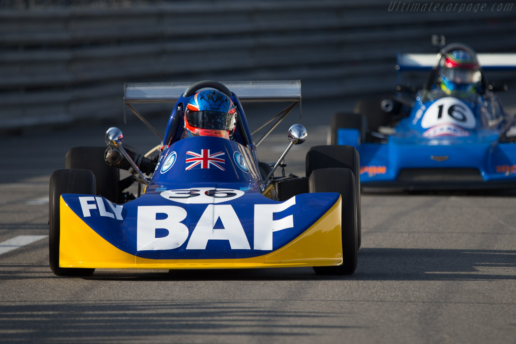 March 743 Toyota - Chassis: 743-19 - Driver: Richard Eyre  - 2014 Monaco Historic Grand Prix
