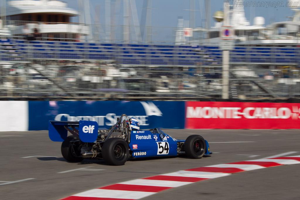 Martini Mk21B Renault - Chassis: 002 - Driver: Jean Legras  - 2014 Monaco Historic Grand Prix
