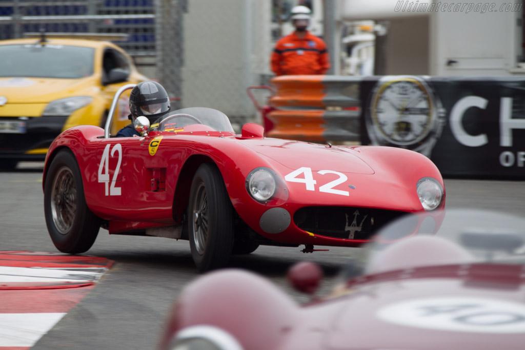 Maserati 150S/200S - Chassis: 1657 - Driver: Michael Willms  - 2014 Monaco Historic Grand Prix