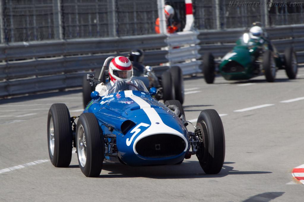 Maserati 250F 'Piccolo' - Chassis: 2534 - Driver: Frank Stippler  - 2014 Monaco Historic Grand Prix