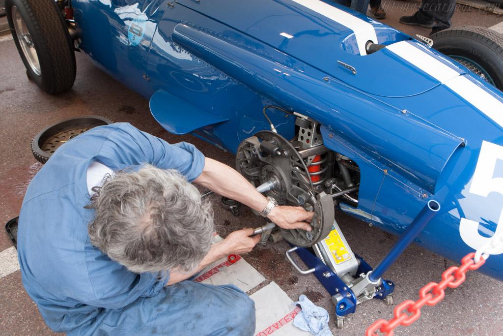 Maserati 250F 'Piccolo' - Chassis: 2534   - 2014 Monaco Historic Grand Prix